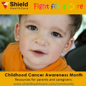ChildhoodCancerAwareness