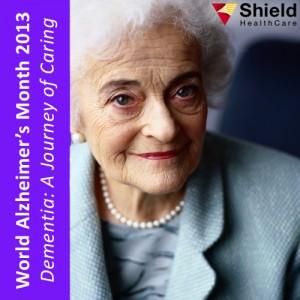 World Alzheimers Month