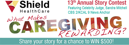 What Makes Caregiving Rewarding Caregiver Contest