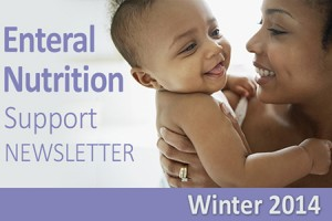 Shield HealthCare Enteral Nutrition Support Newsletter Winter 2014