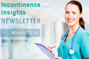 Shield HealthCare Incontinence Newsletter Winter 2014
