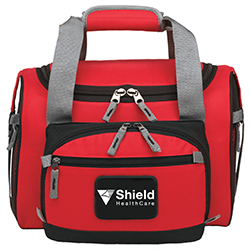 Shield HealthCare custom lunch cooler