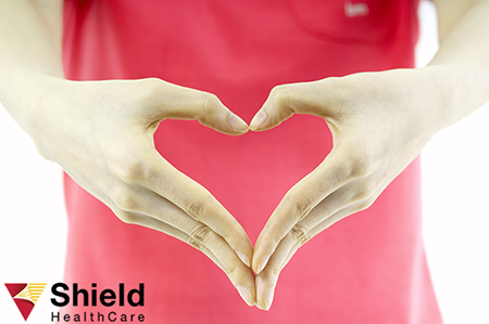 Shield Health Care Celebrates American Heart Month