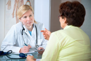 Patient physician communication
