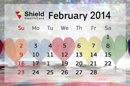 Shield HealthCare February 2014 E-Newsletter