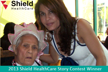 Shield HealthCare Caregiver Story Contest Winner Amanda M.