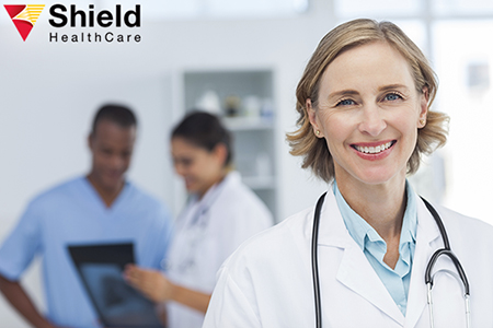 Shield HealthCare celebrates National Doctors Day