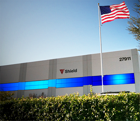 Shield HealthCare Lights It Up Blue for Autism Awareness