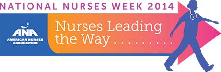 National Nurses Week 2014 Logo