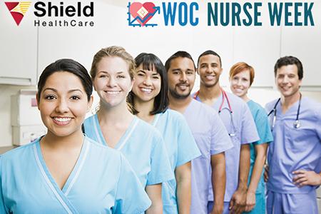 Shield HealthCare Celebrates WOC Nurse Week 2014