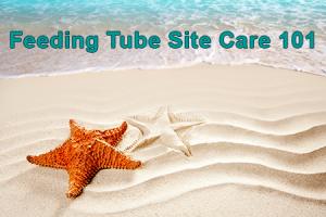 Troubleshooting feeding tube stoma