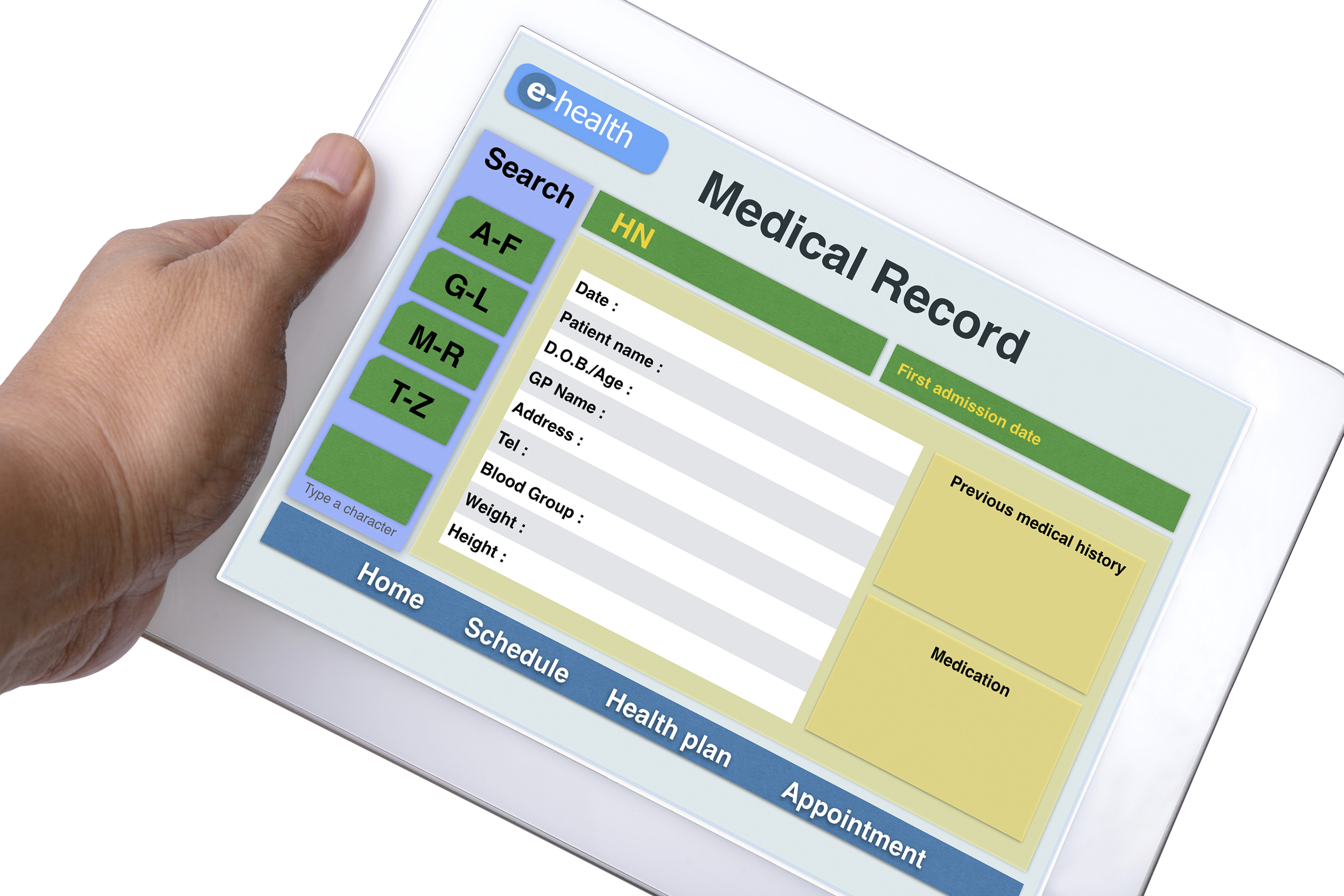 Texas is switching to electronic medical records