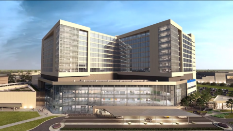 New Texas hospital to open