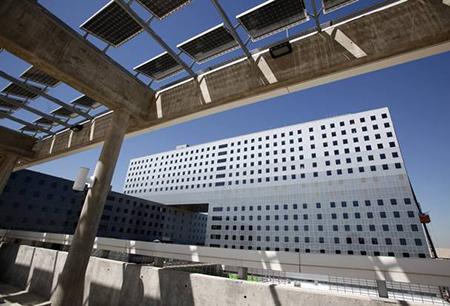 Dallas Texas New Hospital