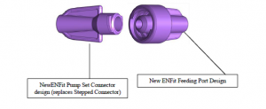 New Feeding Tubes with ENFit Connector