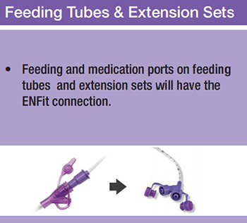 Feeidng tubes new timeline