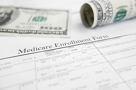 relationship between social security and medicare