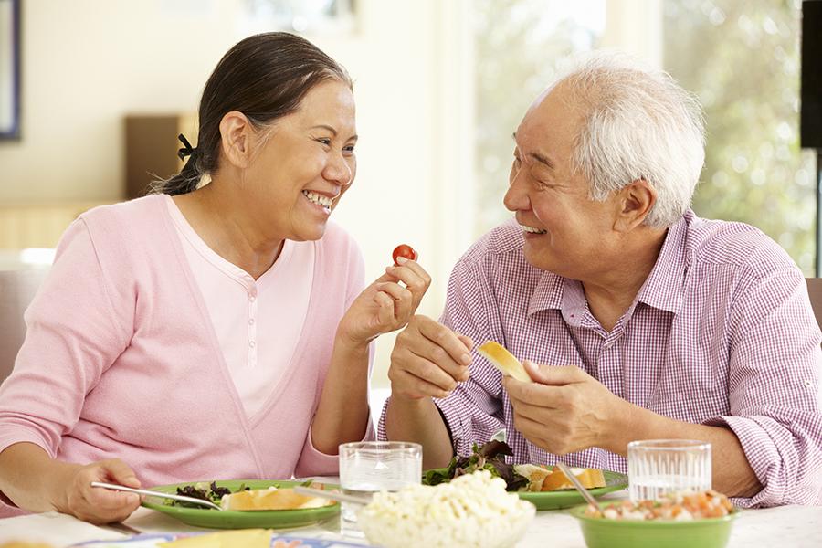 Boost Seniors Calorie Intake