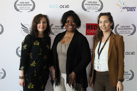 Life Fest Film Festival 2016 - Caregiver Documentary Screening with Kathy Lofton