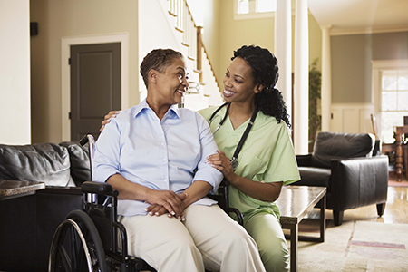 Minimum wage for home health workers