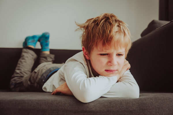 stress in your child with special needs