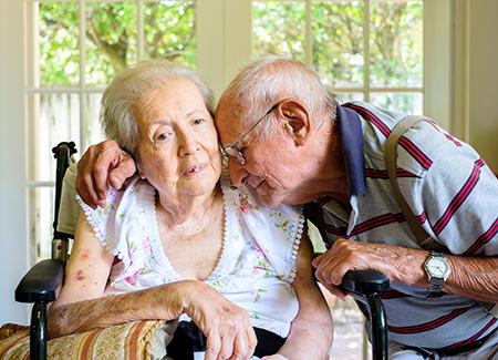If I get dementia Si tengo demencia personas con demencia