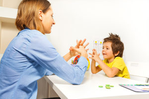 Sign Language for children with Autism