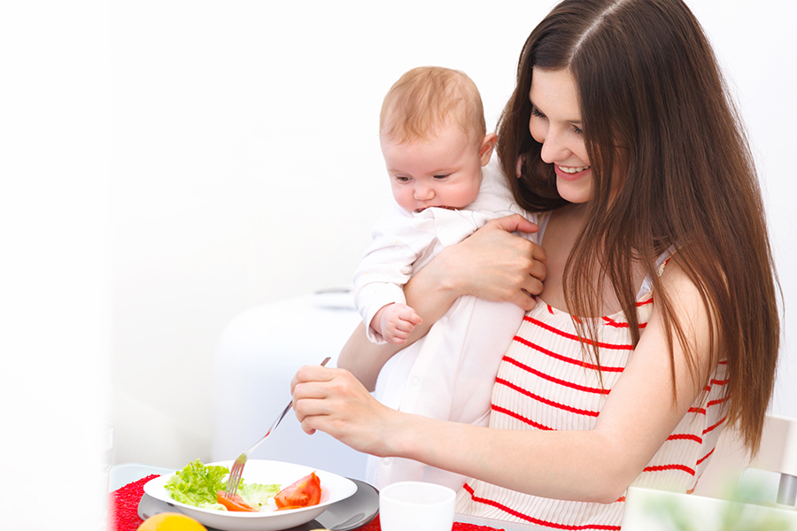 Nutrition and Breastfeeding