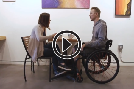 Spinal Cord Injury Lifestyle Specialist