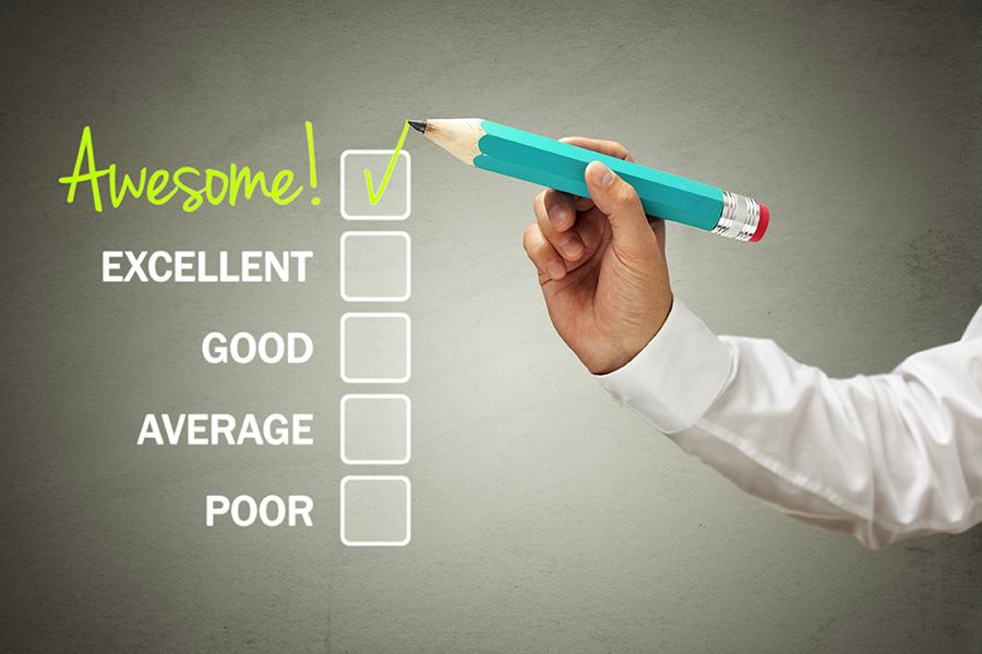 Shield HealthCare customer satisfaction survey results