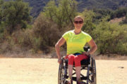 Staying Fit In a Wheelchair