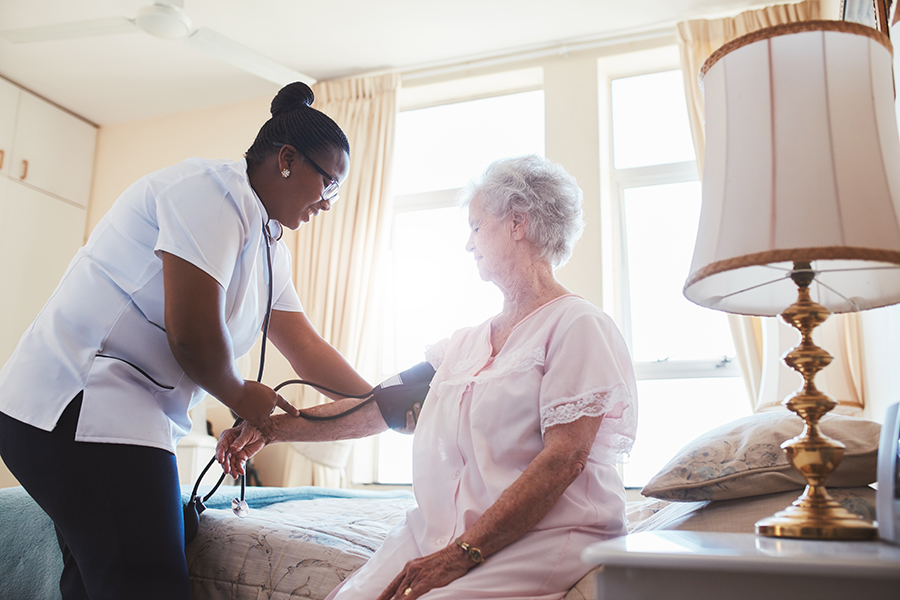 In-home caregivers