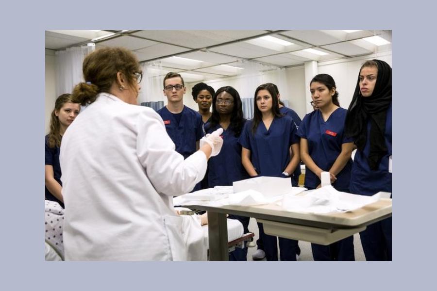 UIS-UIC Nursing Program