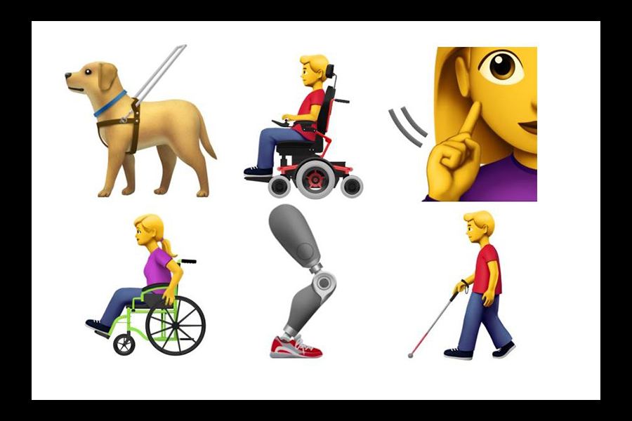 disability emoji