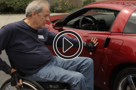 Driving with a Spinal Cord Injury