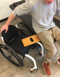 wheelchair transfers
