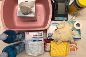At Home Medical Kit