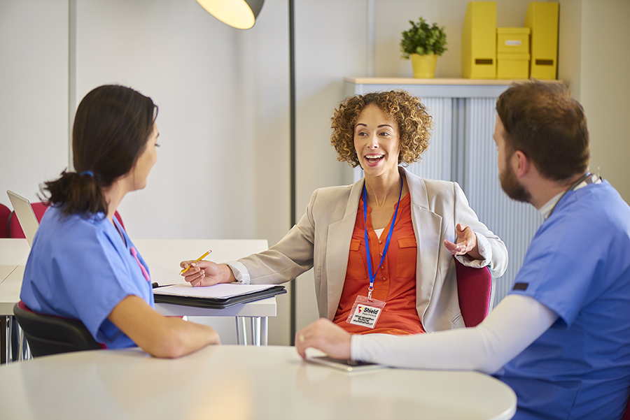 Careers at Shield HealthCare