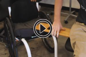 Transferencias en silla de ruedas
