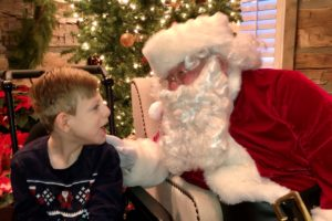 Our Sensory Friendly Holiday Tradition