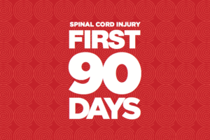 spinal cord injury first 90 days