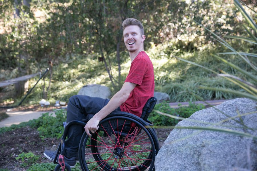 Aaron Baker, Shield HealthCare's Spinal Cord Injury Lifestyle Specialist