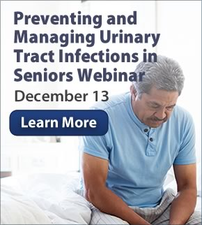 Preventing Urinary Tract Infections in Seniors Webinar
