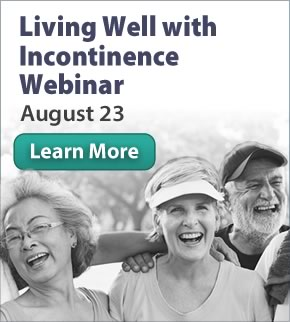 Webinar: Living Well with Incontinence
