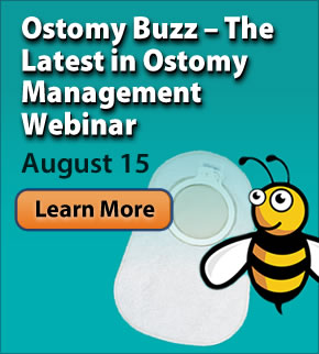 Ostomy Buzz – The Latest in Ostomy Management Webinar: August 15