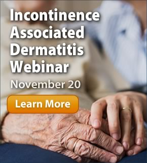 IncontinenceAssociated Dermatitis Webinar:  November 20