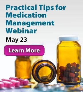 Webinar: Practical Tips for Medication Management