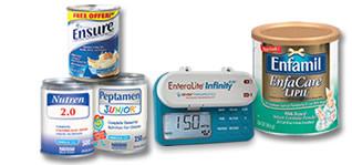 Productos para nutrición enteral