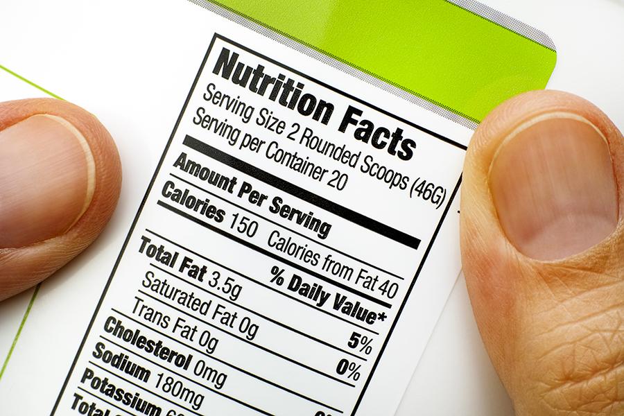 Tube Feeding Formula Ingredients