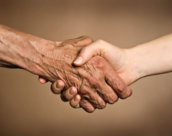 Help for the Aging in Texas